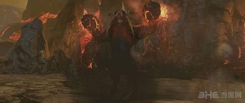 怪物猎人OL炎狮子招式截图4