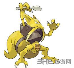 Pokemon GO勇基拉图片