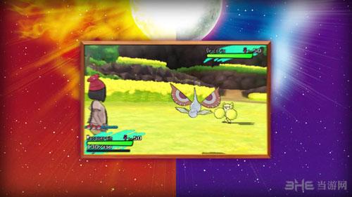 精灵宝可梦:太阳/月亮截图4