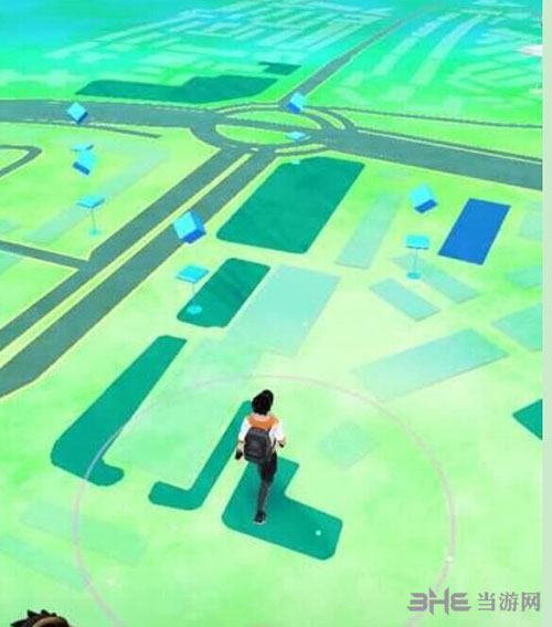 精灵宝可梦GO游戏图片