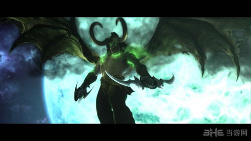 魔兽世界伊利丹蛋刀截图2