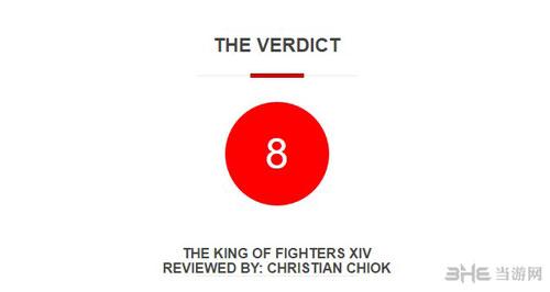 拳皇14媒体评分截图3