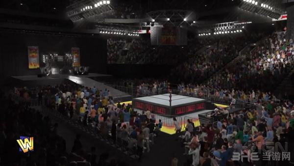 WWE2K17截图2
