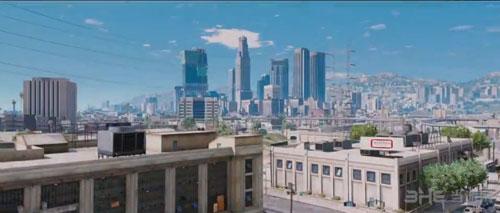 GTA5侠盗猎车手5MODredux截图1