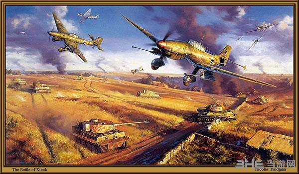 二战雄鹰游戏图片