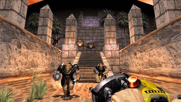 毁灭公爵3D世界之旅截图3