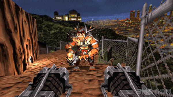 毁灭公爵3D世界之旅截图2