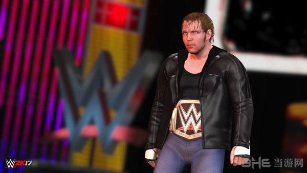 WWE2K17截图3