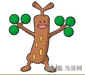 精灵宝可梦GO胡说树图片