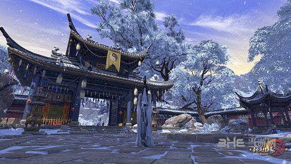 剑网3重制版游戏截图3