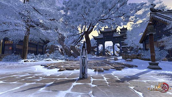 剑网3重制版游戏截图2