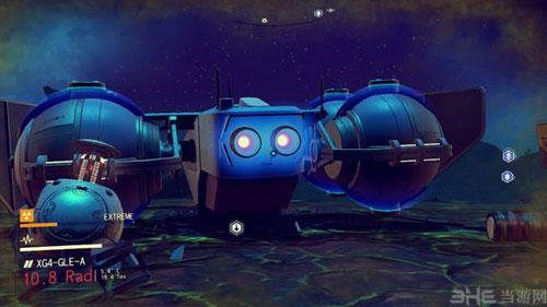 无人深空神船图片1