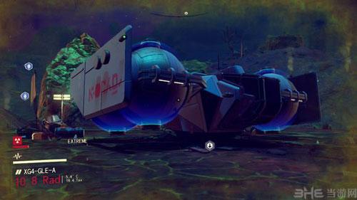 无人深空神船图片2
