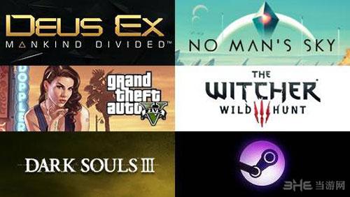 Steam一周销量排行榜图片1