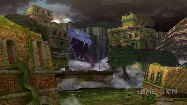 海贼王:燃烧之血截图1