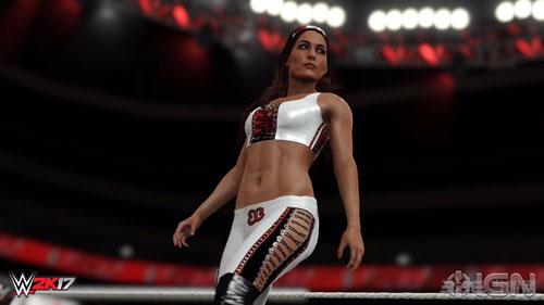 WWE 2K17截图2