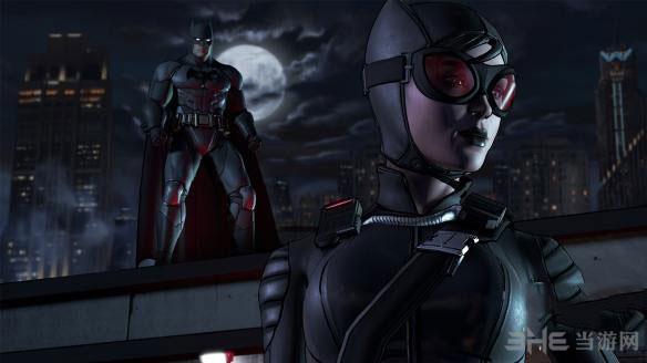 蝙蝠侠剧情版截图1