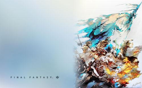 最终幻想14截图1