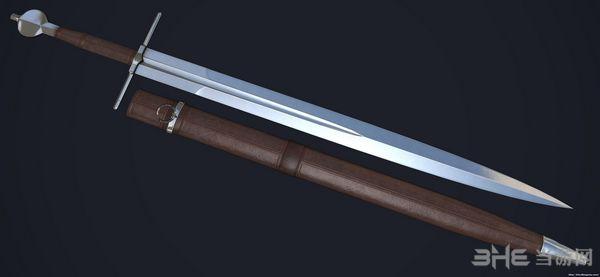 上古卷轴5天际总督剑MOD截图1
