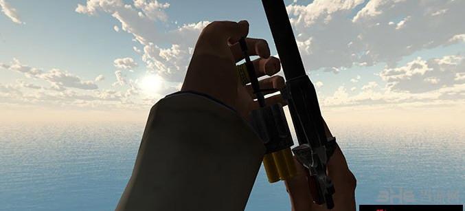 求生之路2柯尔特左轮手枪MOD截图1