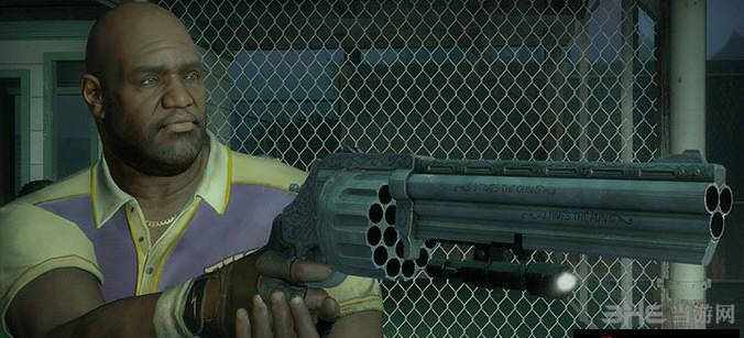 求生之路2三通道左轮手枪MOD截图1