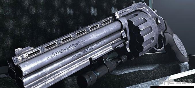 求生之路2三通道左轮手枪MOD截图3