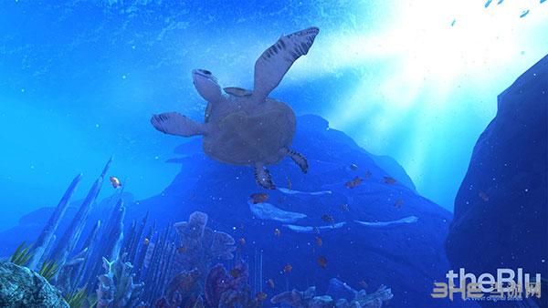 蓝色海洋截图2