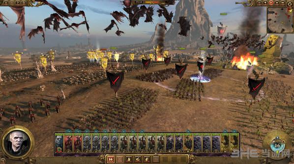 全面战争:战锤坐骑解锁MOD截图0