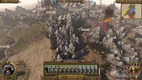 全面战争:战锤360度无死角攻击MOD截图0