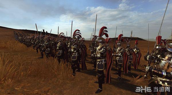 全面战争:战锤帝国兵种黑金风格兵模MOD截图0