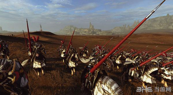 全面战争:战锤帝国兵种黑金风格兵模MOD截图3