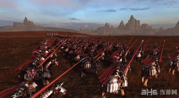 全面战争:战锤帝国兵种黑金风格兵模MOD截图7