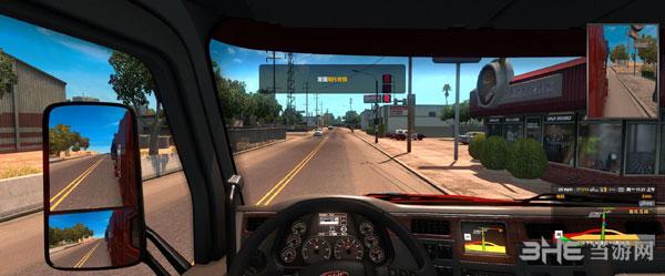 美国卡车模拟中文地图MOD截图0