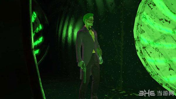 辐射4小丑的衣服-蝙蝠侠阿卡姆疯人院MOD截图1