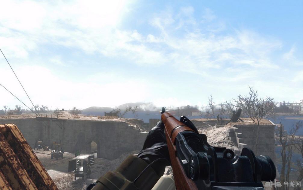 辐射4 M1步枪MOD截图0