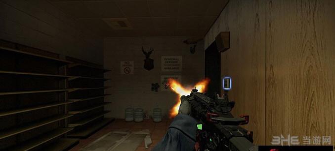 求生之路2 ICR 1突击步枪MOD截图1