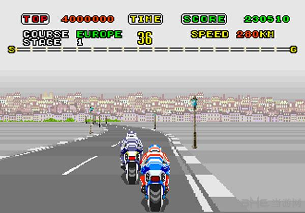 超级摩托车截图1
