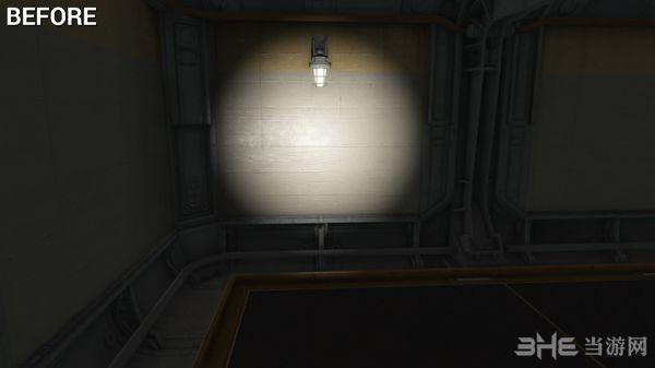 辐射4避难所灯光大修MOD截图0