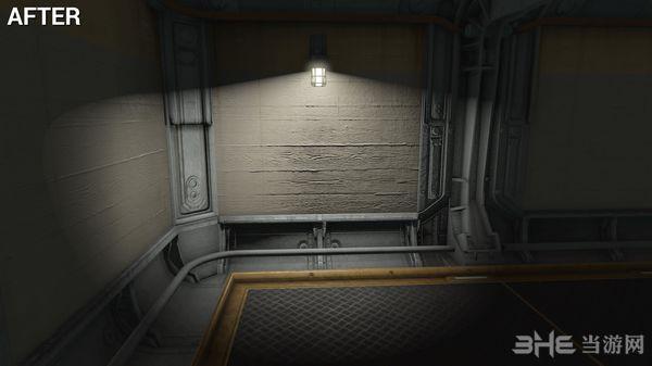 辐射4避难所灯光大修MOD截图1