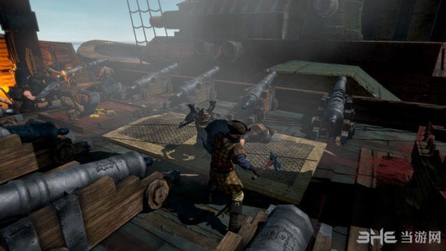 斗士:海盗船截图0