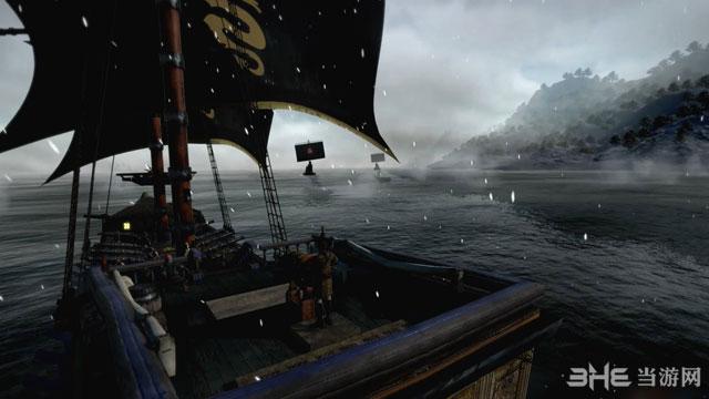 斗士:海盗船截图3