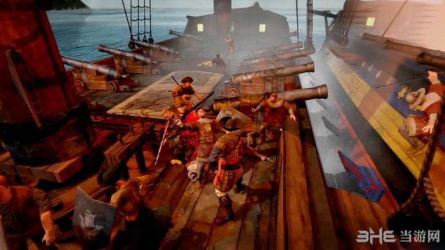 斗士:海盗船截图2