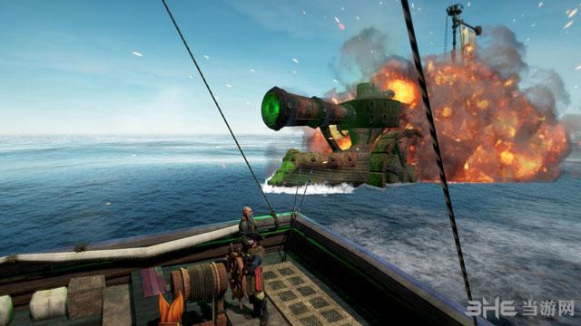 斗士:海盗船截图4