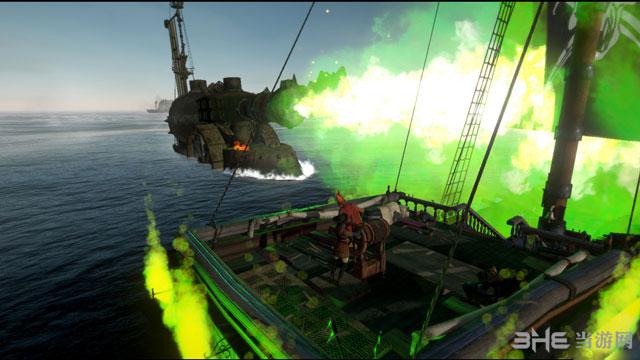 斗士:海盗船截图5