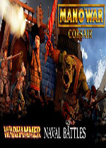 斗士:海盗船(Man O' War:Corsair - Warhammer Naval Battles)硬盘版v1.3.2 Razor1911
