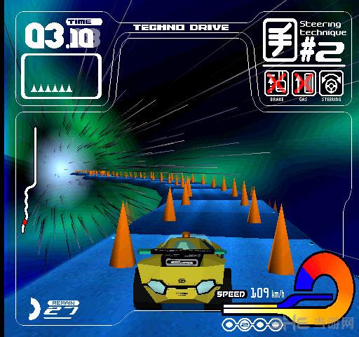 魔幻驱动赛车截图1