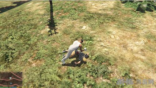 侠盗猎车手5索尔:雷神之锤武器MOD截图1