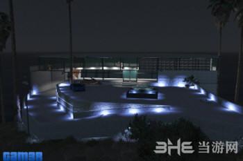 侠盗猎车手5托尼史塔克钢铁侠别墅MOD截图4