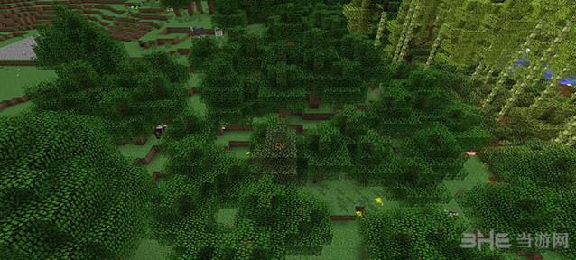 我的世界1.7.10伐木工MOD截图0