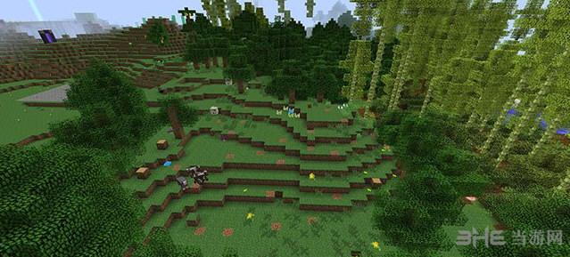 我的世界1.7.10伐木工MOD截图1
